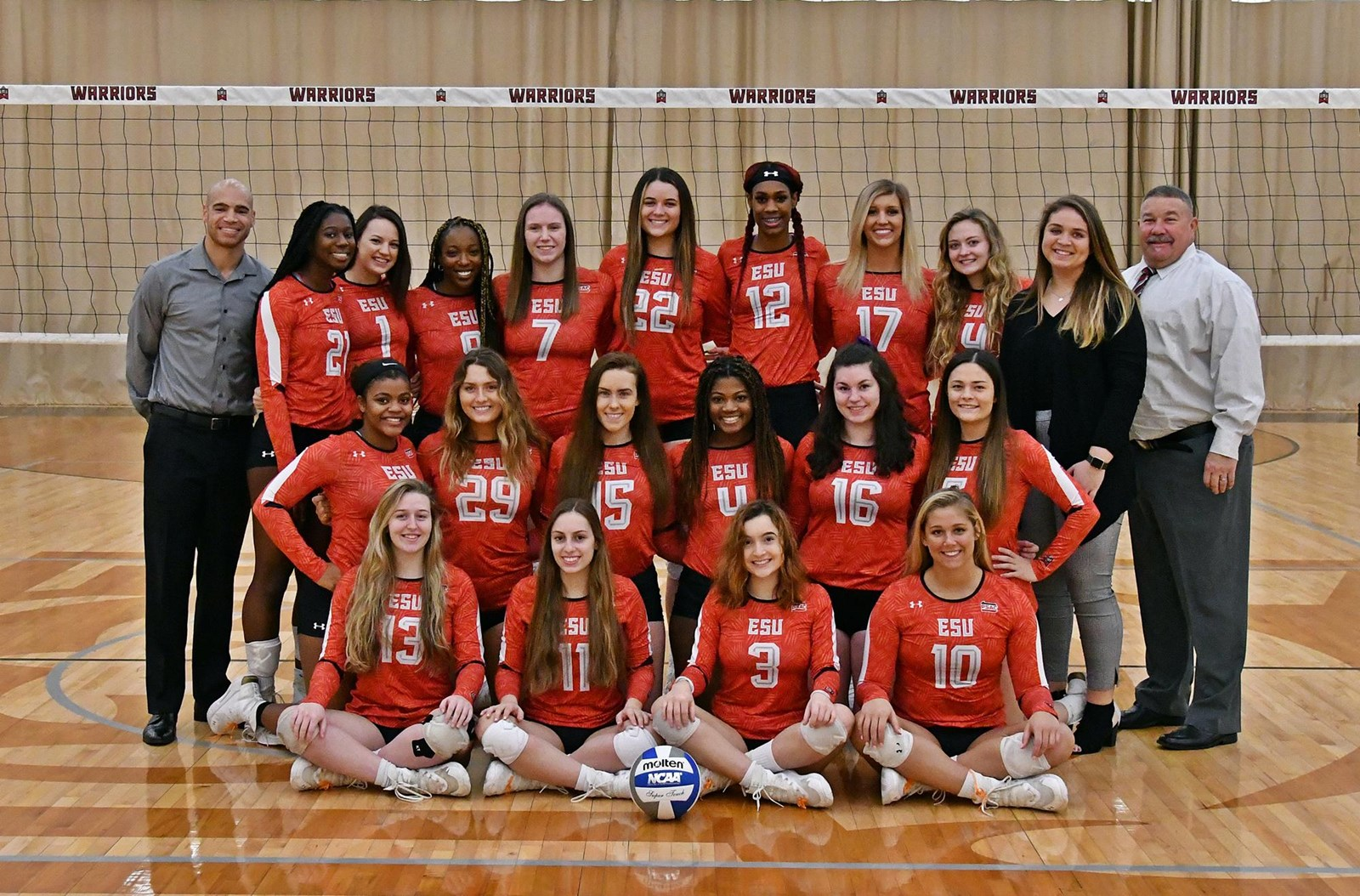 2019 Women S Volleyball Roster East Stroudsburg University Athletics